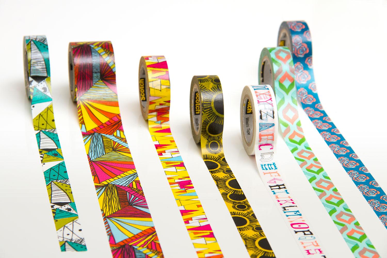 Washi Tape Designs