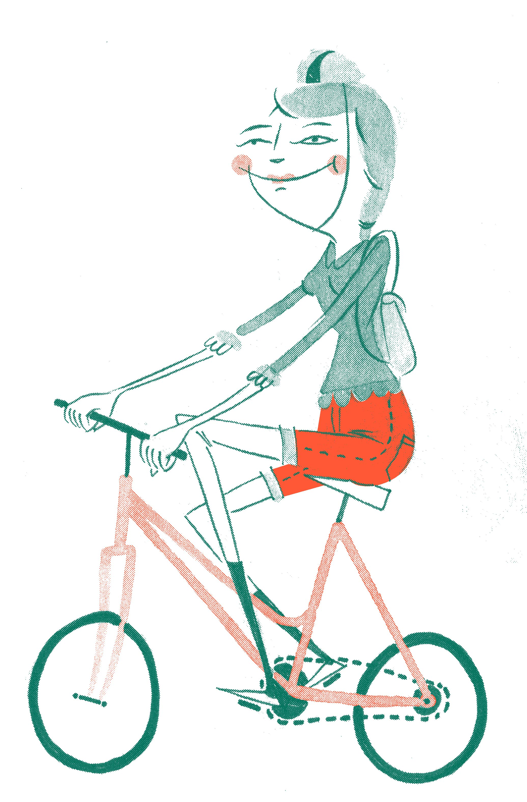 Lady_On_Bike