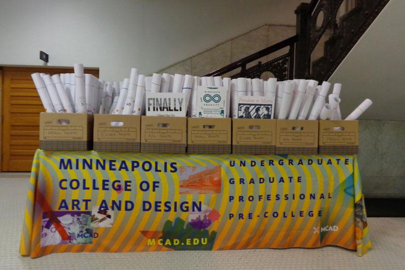 Prints at City Hall