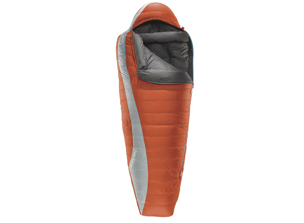 Cascade Designs is currently producing five sleeping bag styles using the Nikwax Hydrophobic Down (include the Antares sleeping bag, pictured) and has plans to increase the number of Cascade Design products using Nikwax to nine in the coming year.
